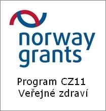 Norské fondy - Program CZ11 - Veřejné zdraví