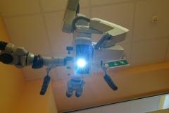 Operační mikroskop
