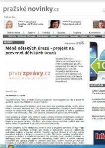 Prazske novinky